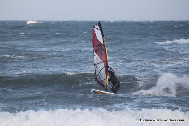 sainte marie : session windsurf du 12112011